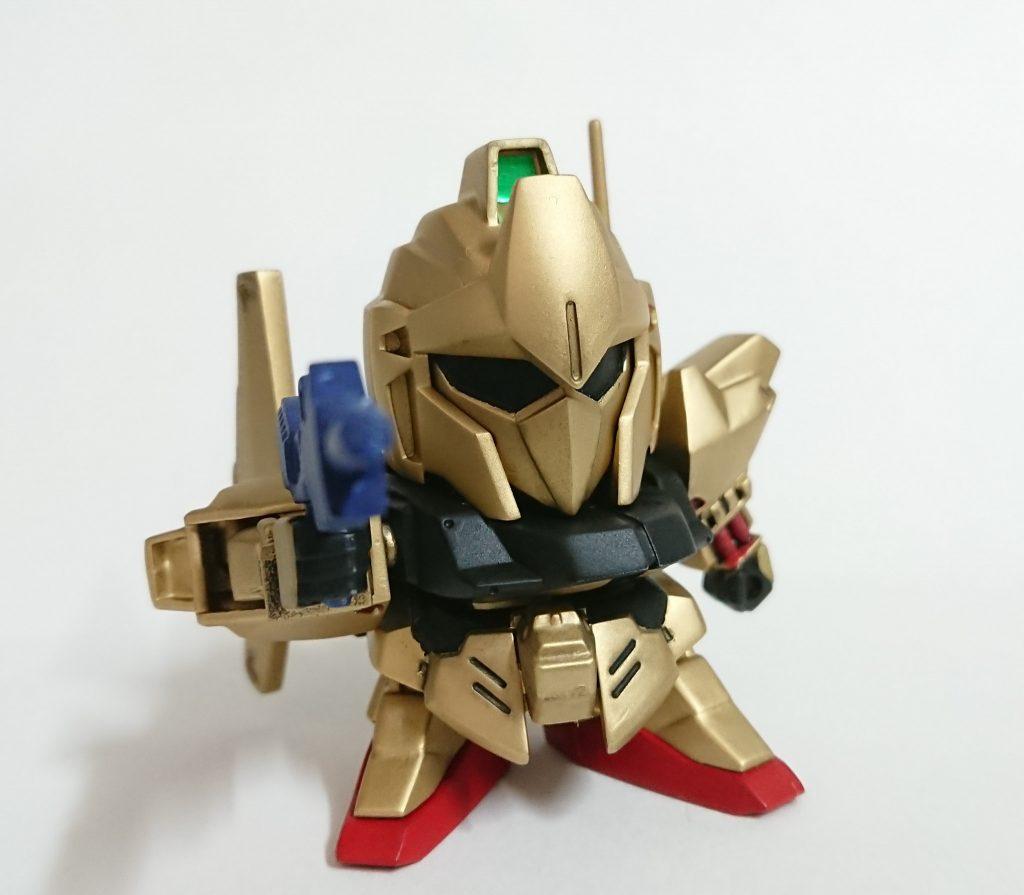 BB戦士 百式 アピールショット4