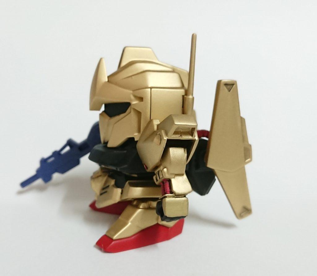BB戦士 百式 アピールショット2