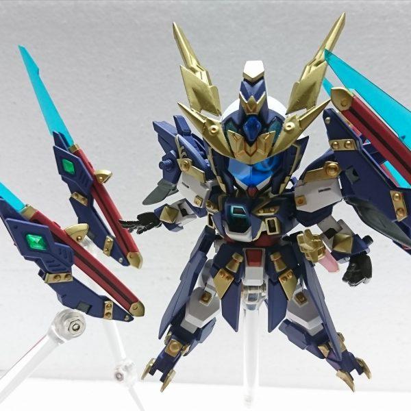 星刃(せいば)将軍AGE-2