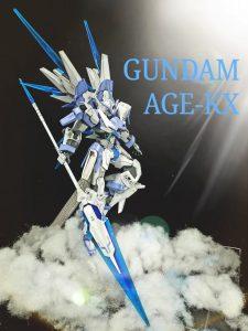 ガンダムAGE-KX