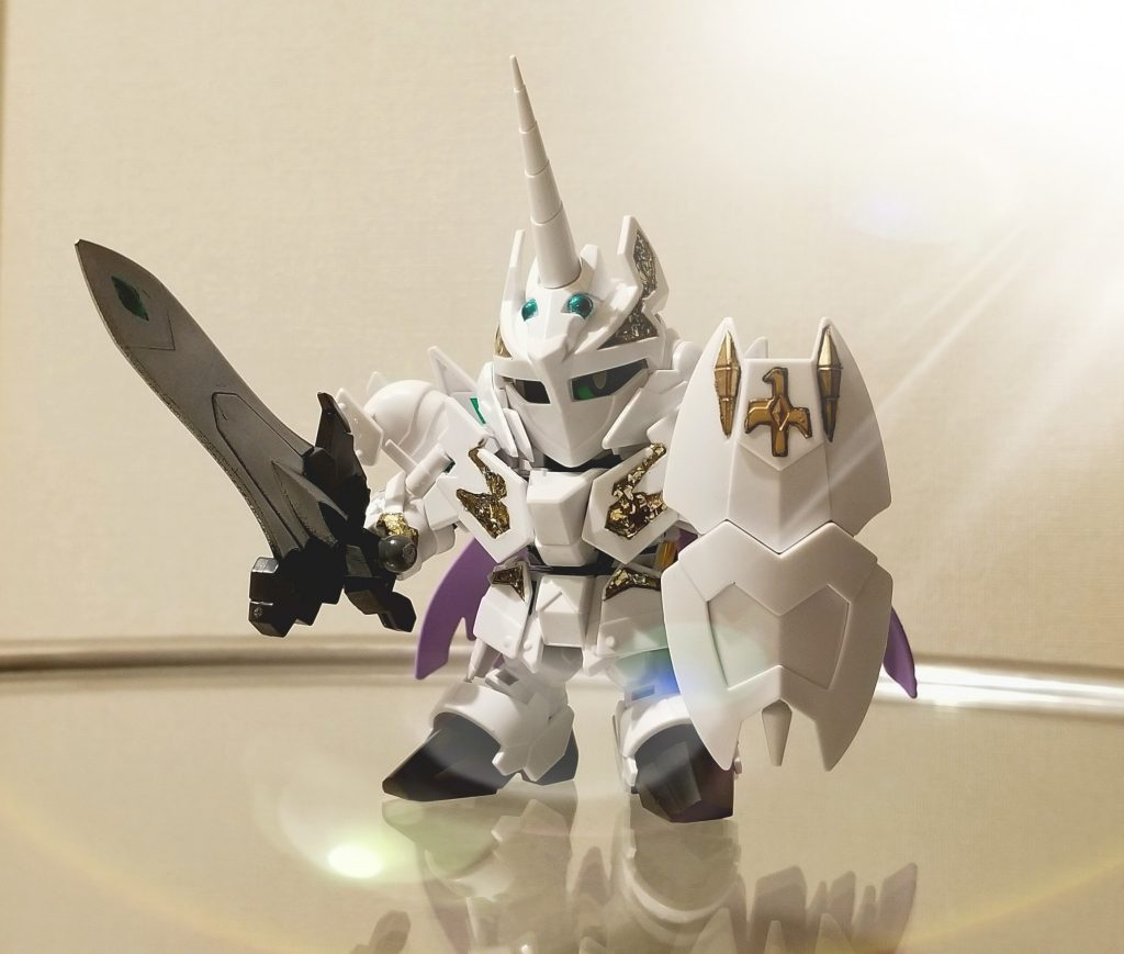 騎士ユニコーンガンダム アピールショット1