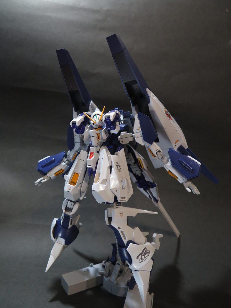 ガンダムTR-6  [メッサーラII] (遠藤 ver.)