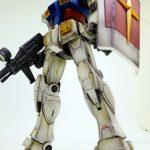 THE ORIGIN RX-78-02 ガンダム