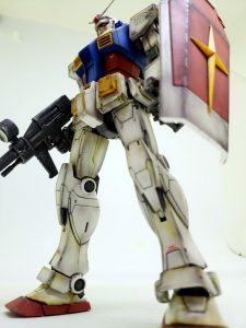 THE ORIGIN RX-78-02 ガンダム