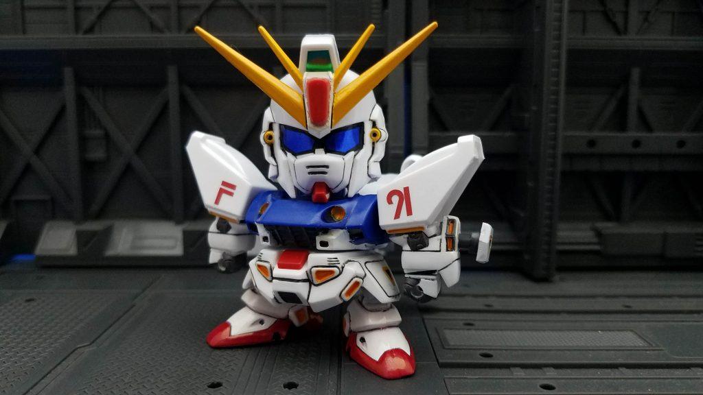 G Generationシリーズ ガンダムF91