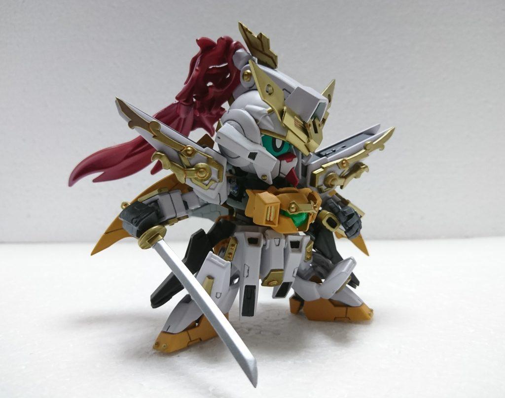 武者キュリオス頑駄無(岡田以蔵バージョン) アピールショット6