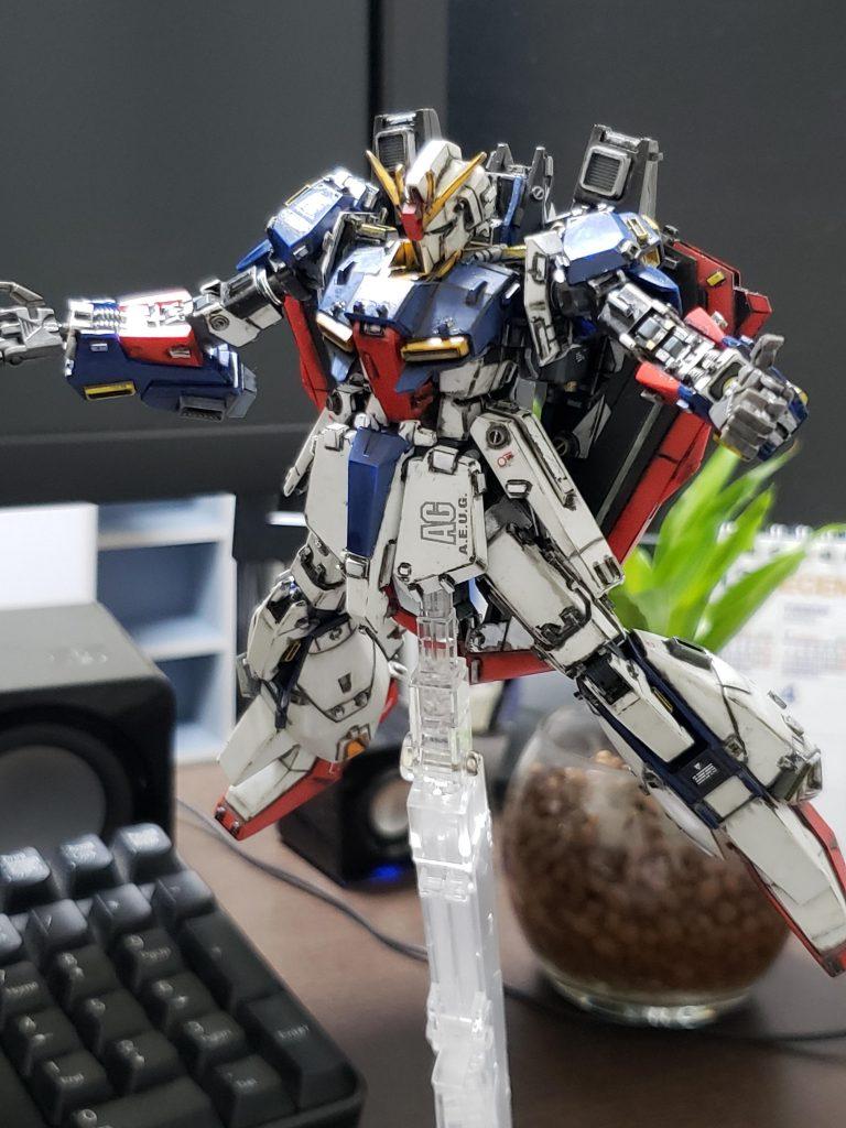 MSZ-006 Zガンダム アピールショット4