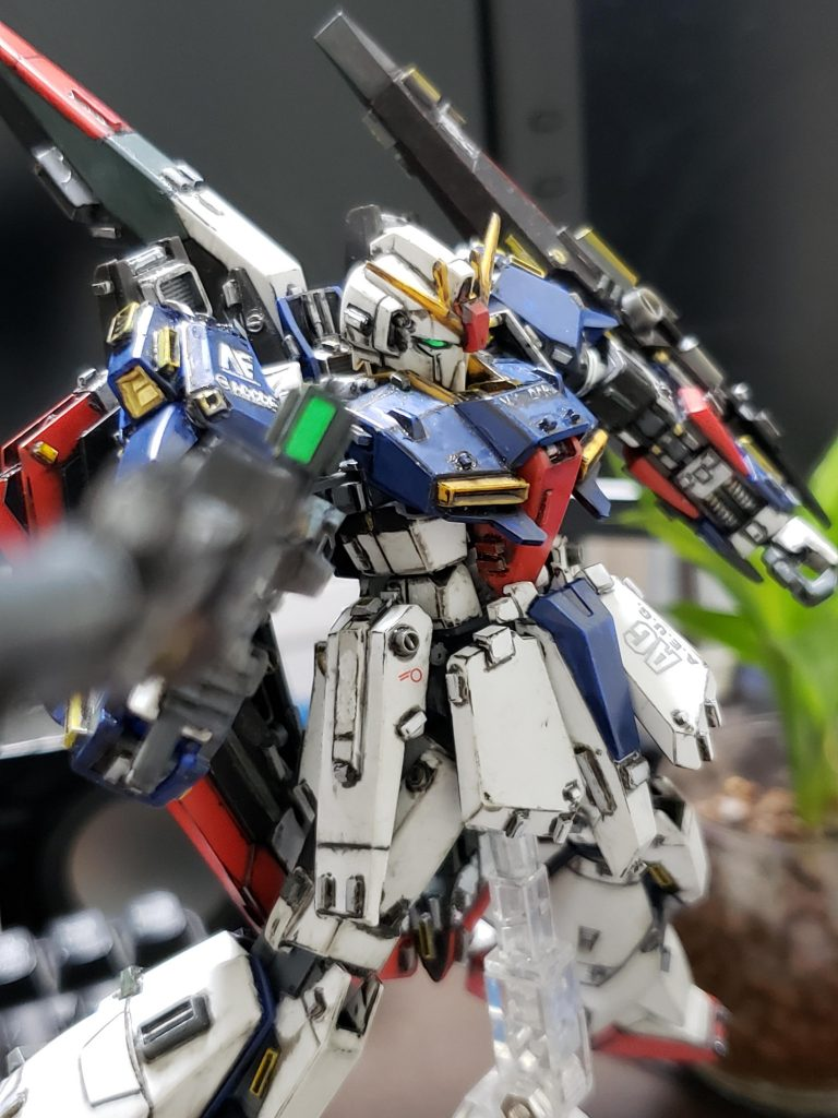 MSZ-006 Zガンダム アピールショット3