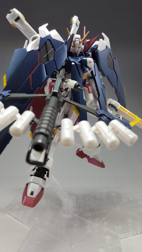 MG クロスボーンガンダムX1フルクロス エクストラフィニッシュver
