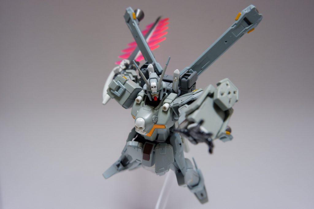 クロスボーンガンダムX-零 グレイガスト