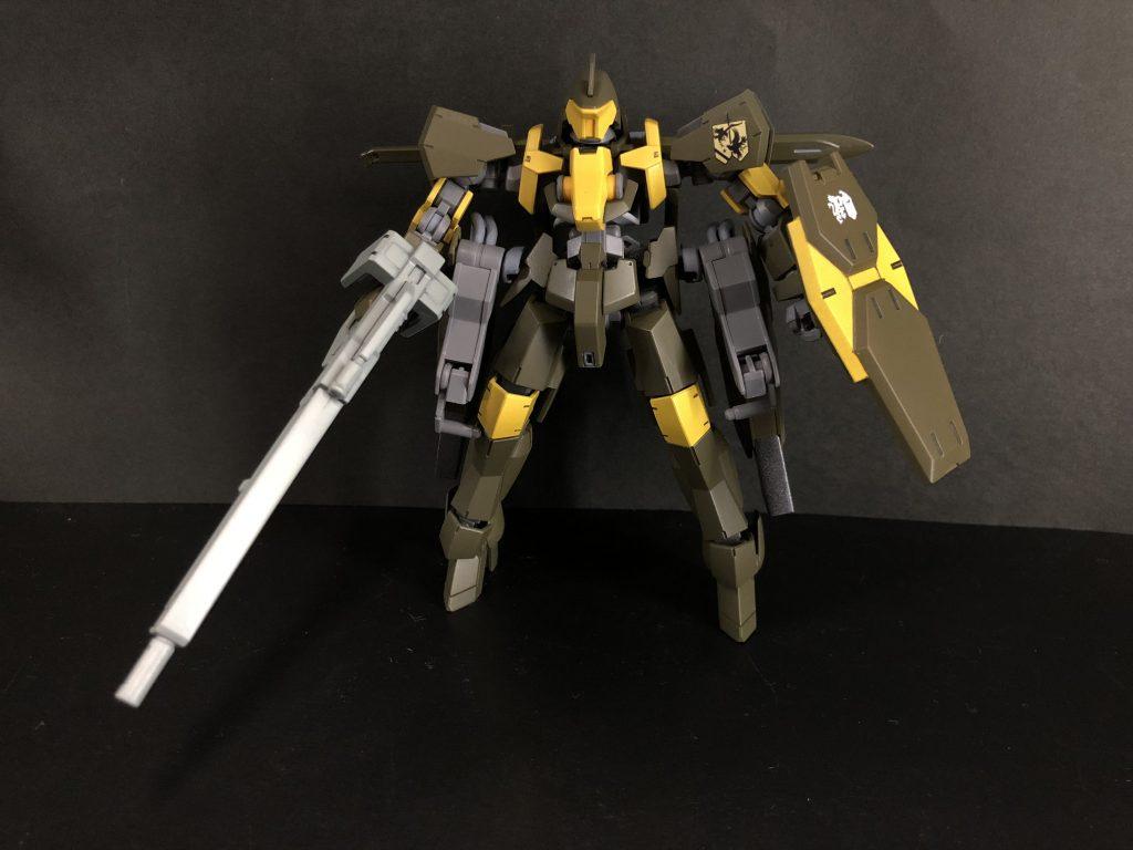 グレイズ (イオク機) アピールショット1