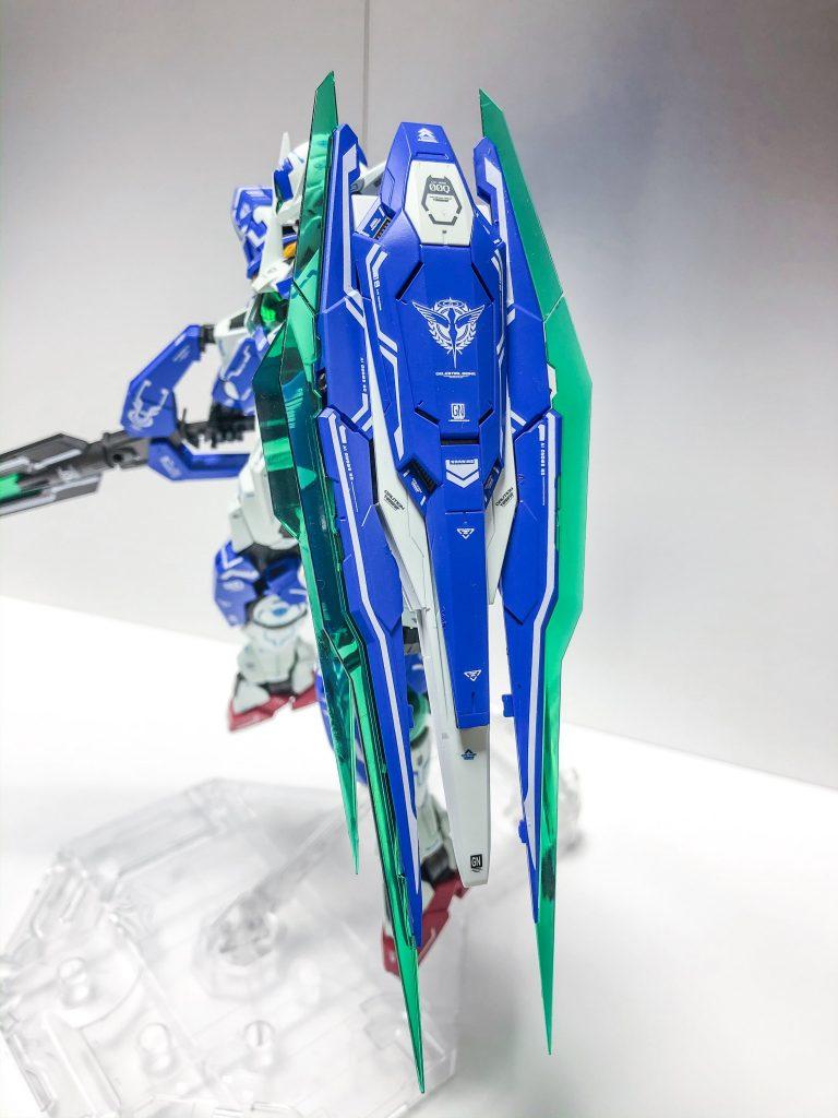 MG ダブルオークアンタ アピールショット2