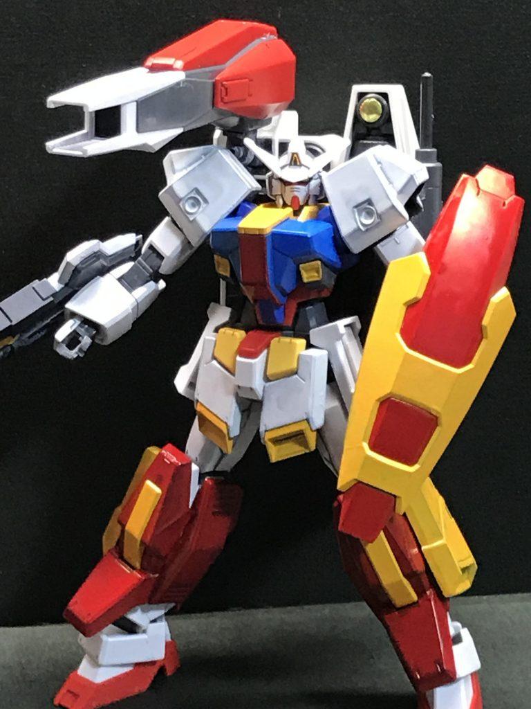 ガンダムAGE-1パーフェクト AGE-1P
