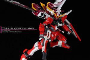 [MG]ZGMF-X19A ∞ JUSTICE GUNDAM