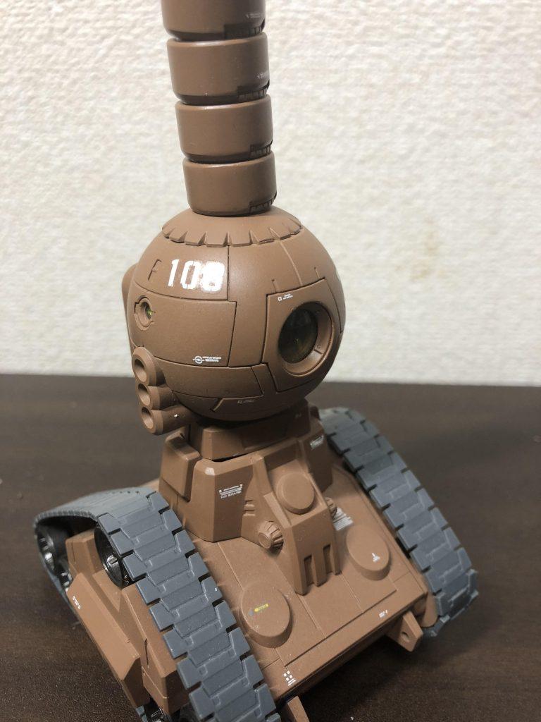 陸戦型ボール アローラのすがた アピールショット2