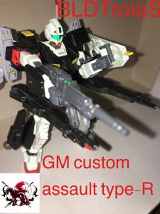 GM custom assault type-R
