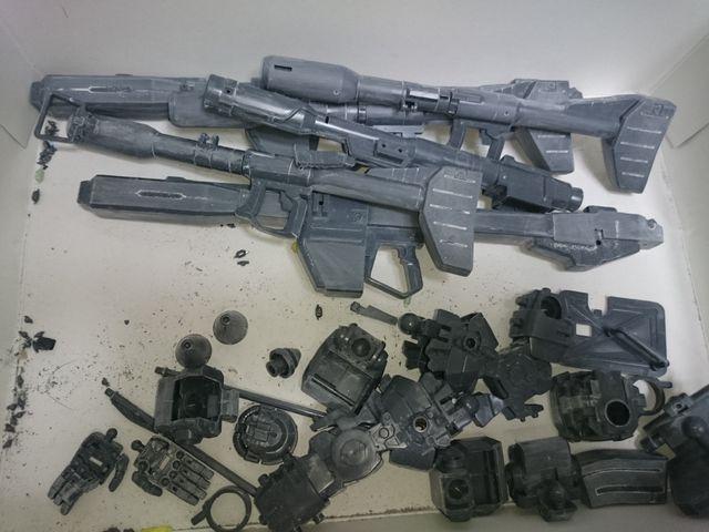 MGドム 制作工程2