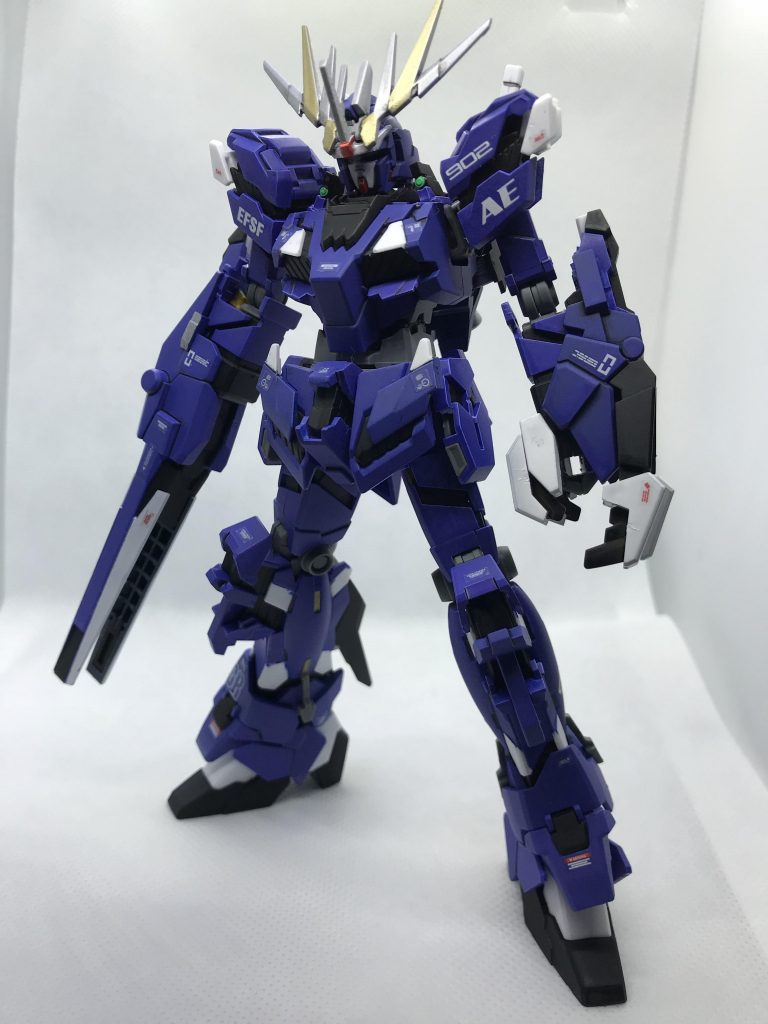 RX-0 4号機 〝サーペント〟