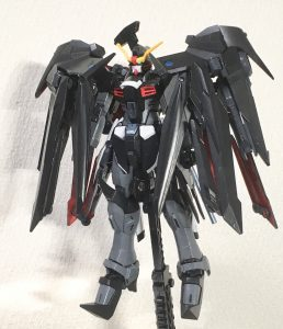 ZGMF-X178D2B-LP ビルドガンダムデスサイズ・ラヴファントムカスタム ver.Ko