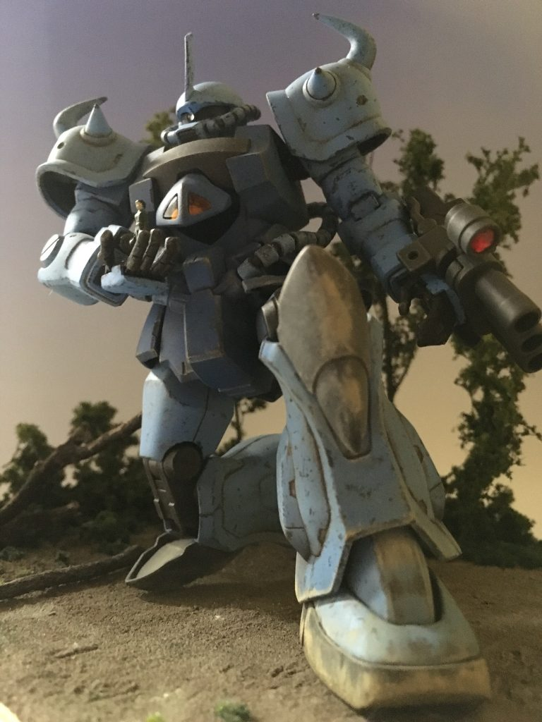 GOUF CUSTOM 〜戦士の視線の先〜 アピールショット2
