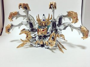 妖魔神獣ジオノオロチ