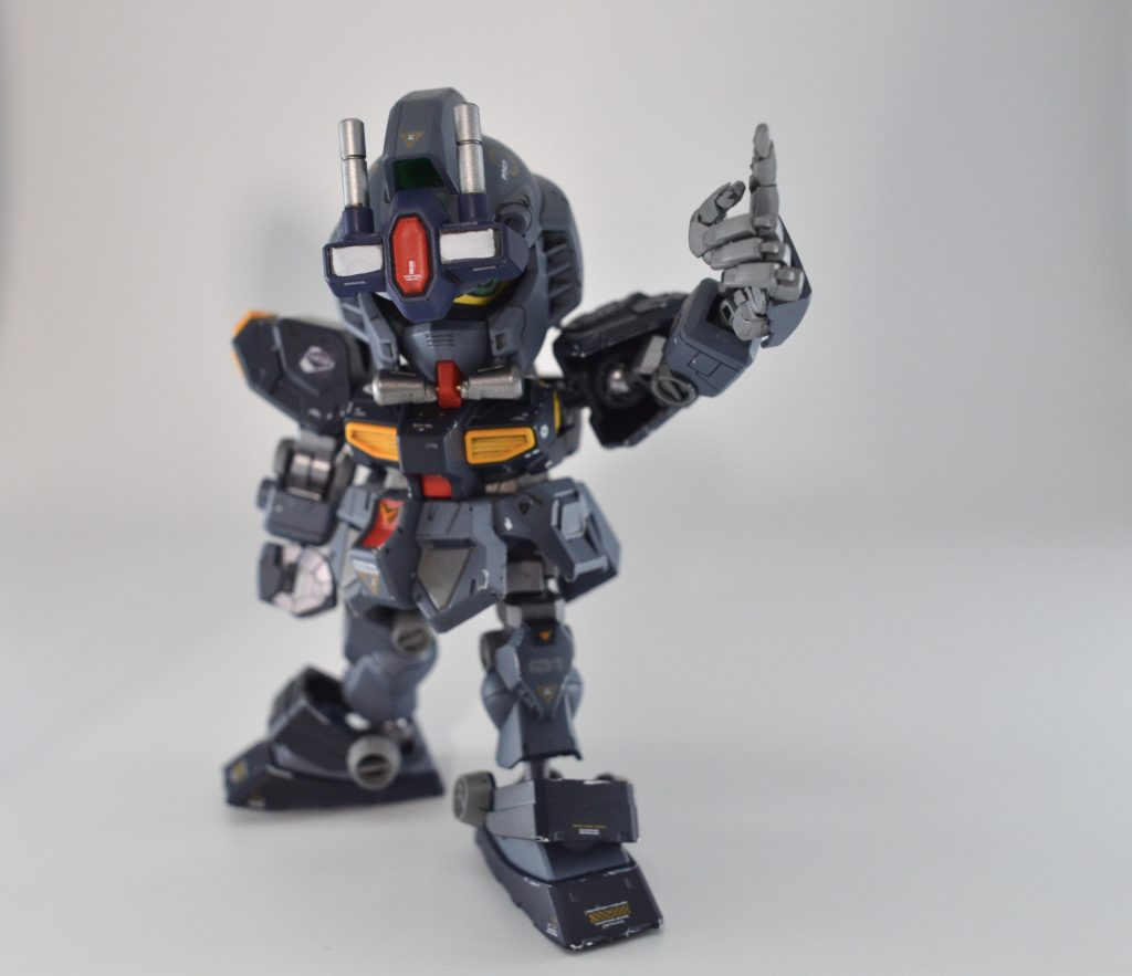 NEW GM(GUNSTA MASTER) アピールショット4