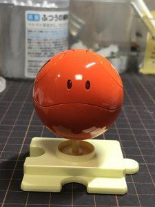 ハロ オレンジカラー