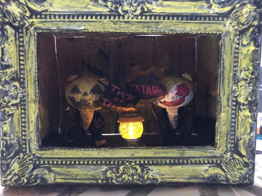 Halloween〜絵画ッガイシリーズ〜