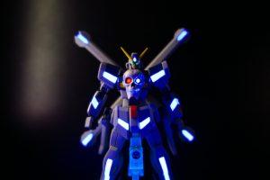 【光るシリーズ】クロスボーンガンダム魔王