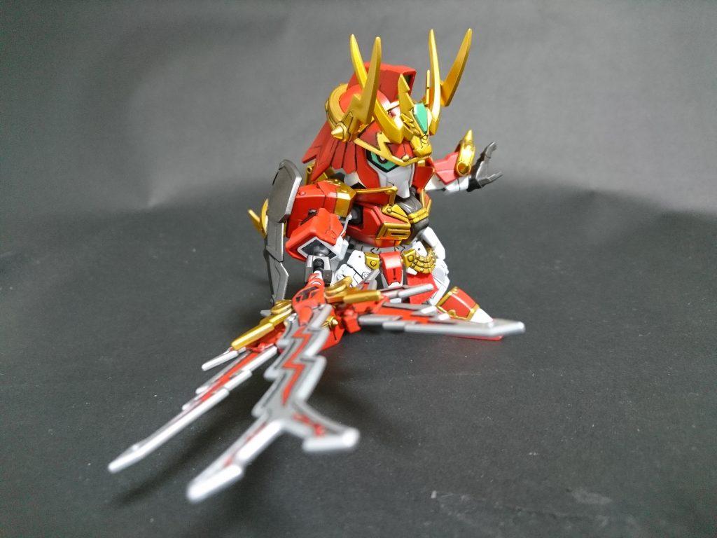 張飛ガンダム アピールショット6
