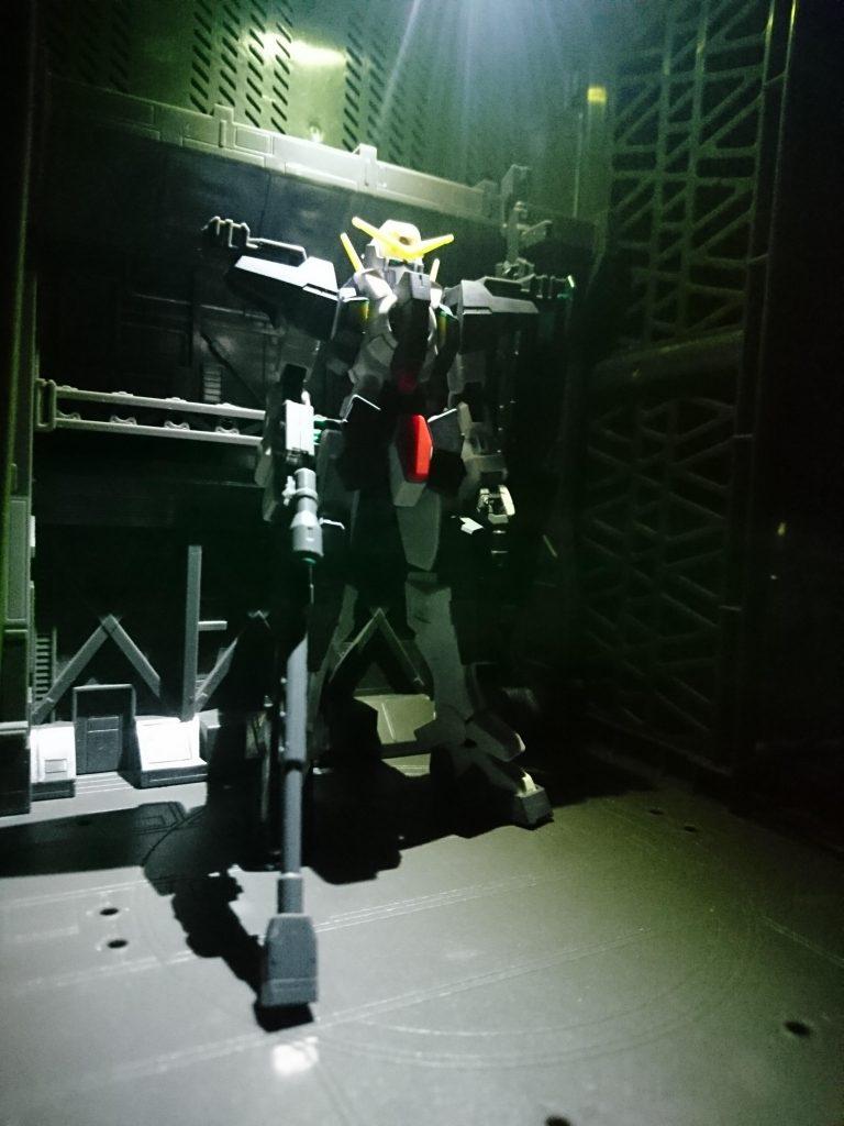 GN-002 ガンダムデュナメス アピールショット3