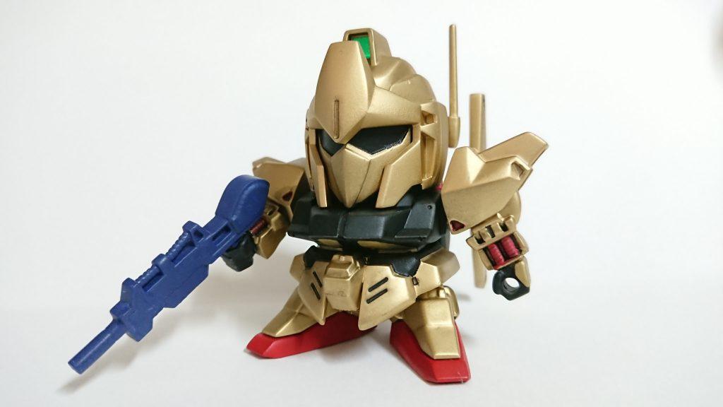 BB戦士 百式 アピールショット1