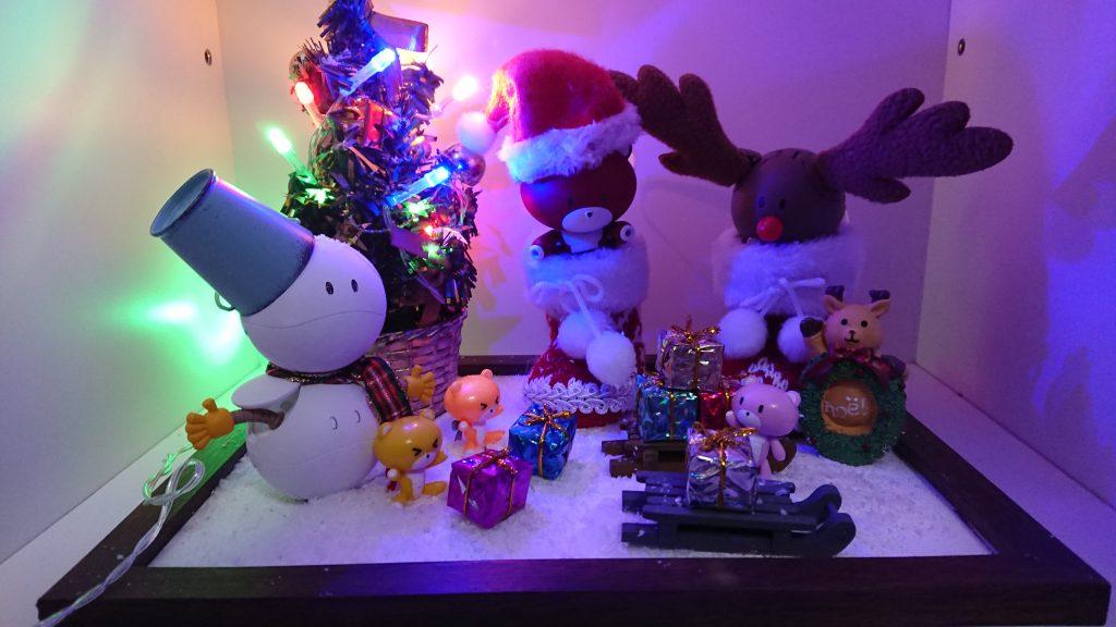 プチッガイのクリスマス