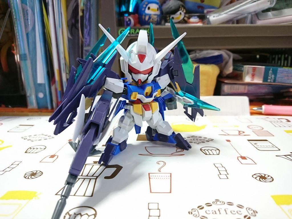 星刃(せいば)将軍AGE-2 制作工程1