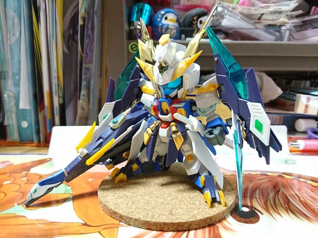 星刃(せいば)将軍AGE-2 制作工程3