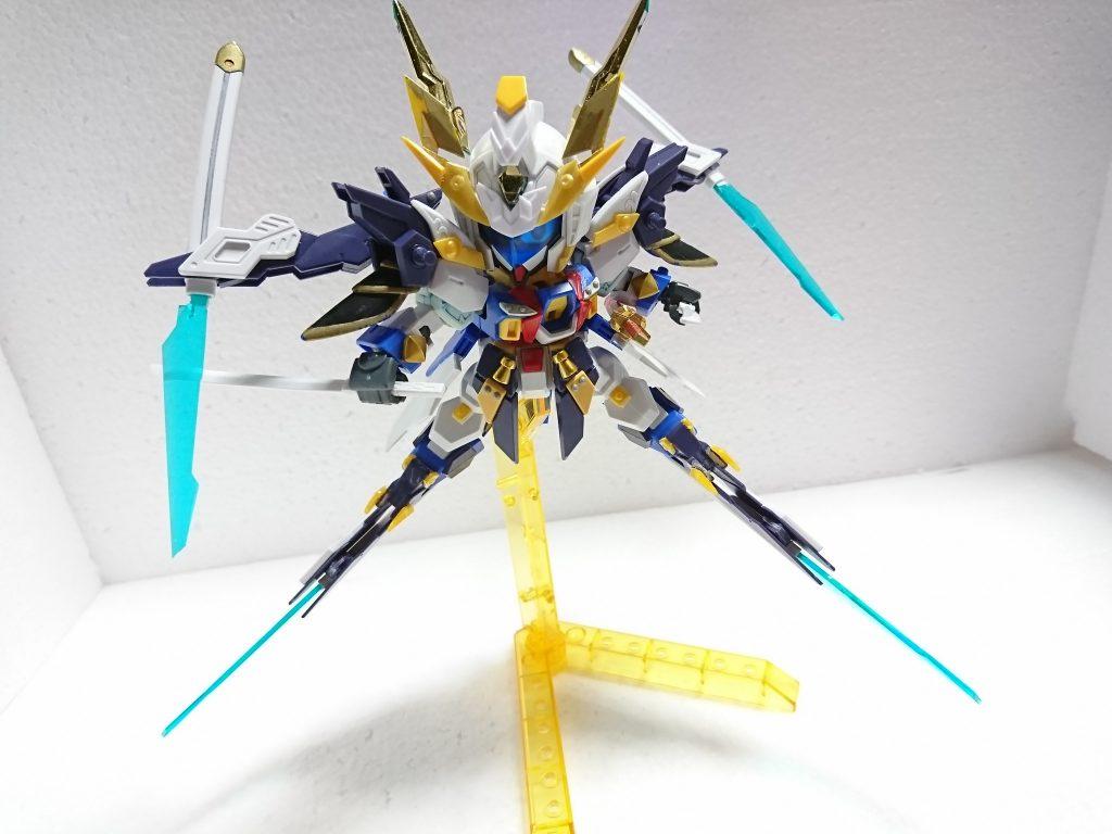星刃(せいば)将軍AGE-2 制作工程5