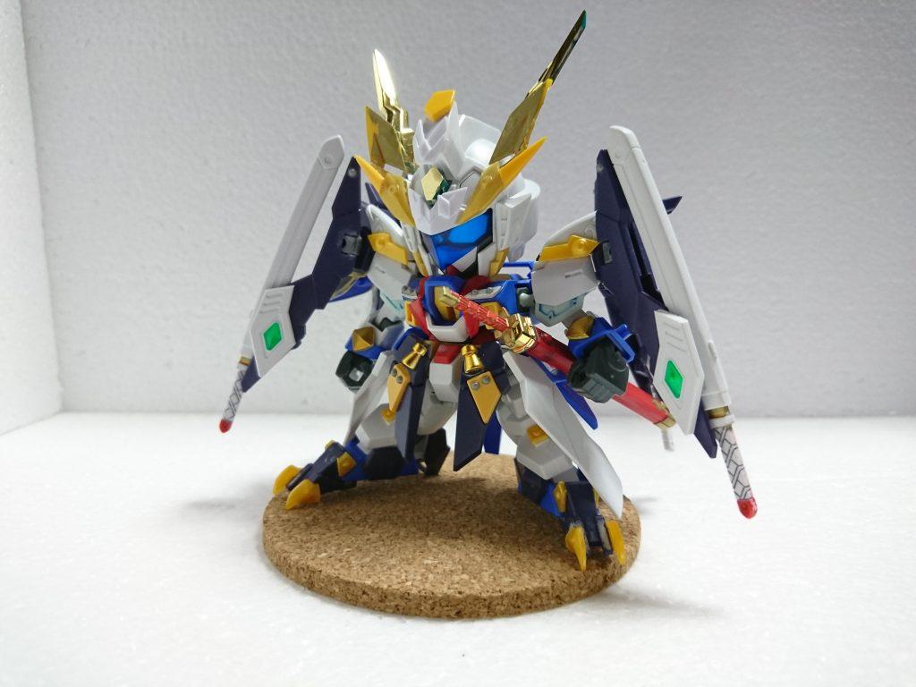星刃(せいば)将軍AGE-2 制作工程4