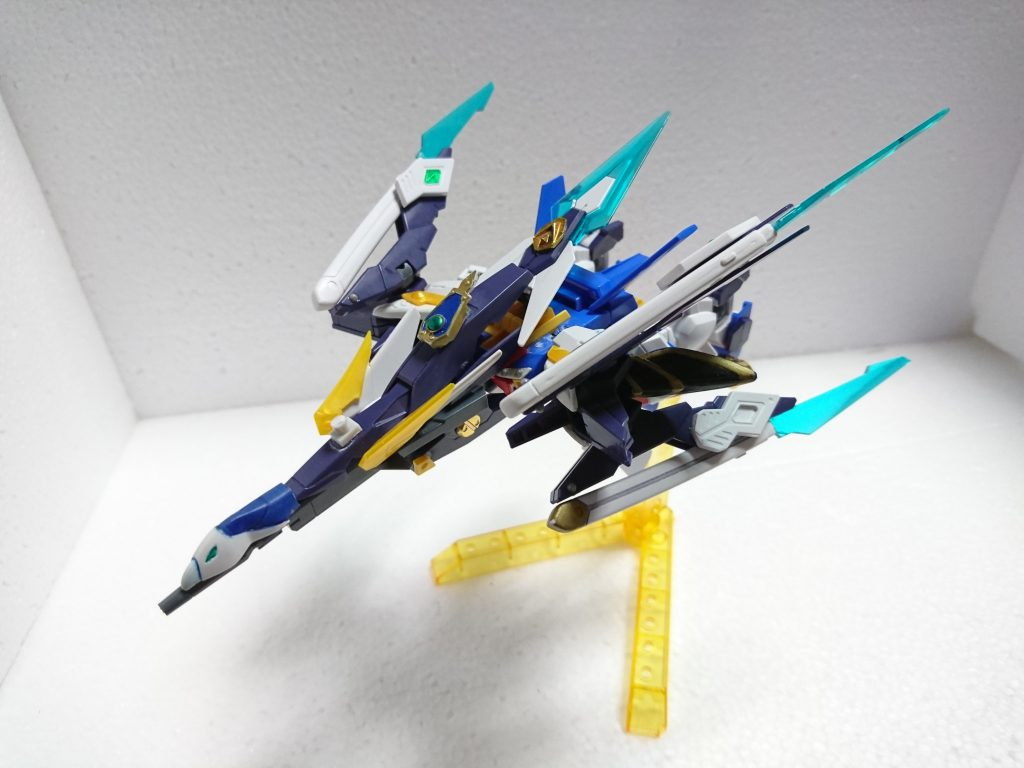 星刃(せいば)将軍AGE-2 制作工程7