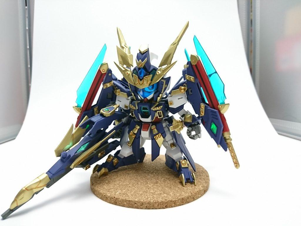星刃(せいば)将軍AGE-2 アピールショット1