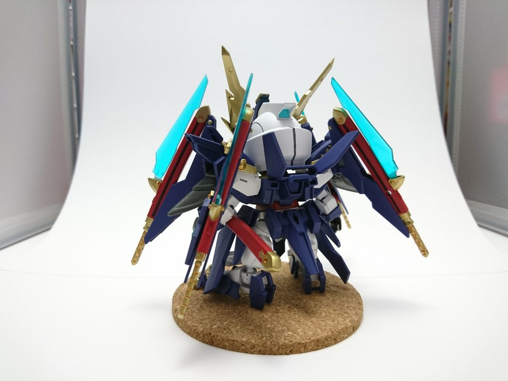 星刃(せいば)将軍AGE-2 アピールショット2