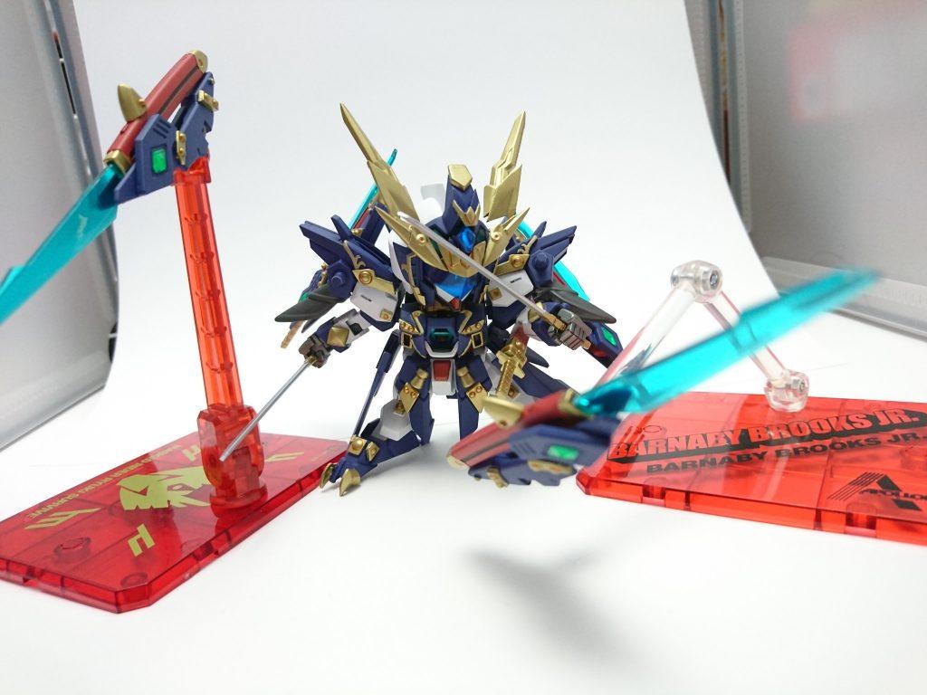 星刃(せいば)将軍AGE-2 アピールショット3