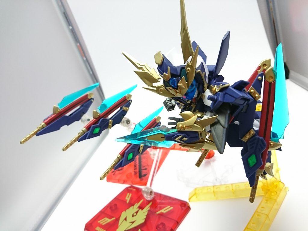 星刃(せいば)将軍AGE-2 アピールショット4