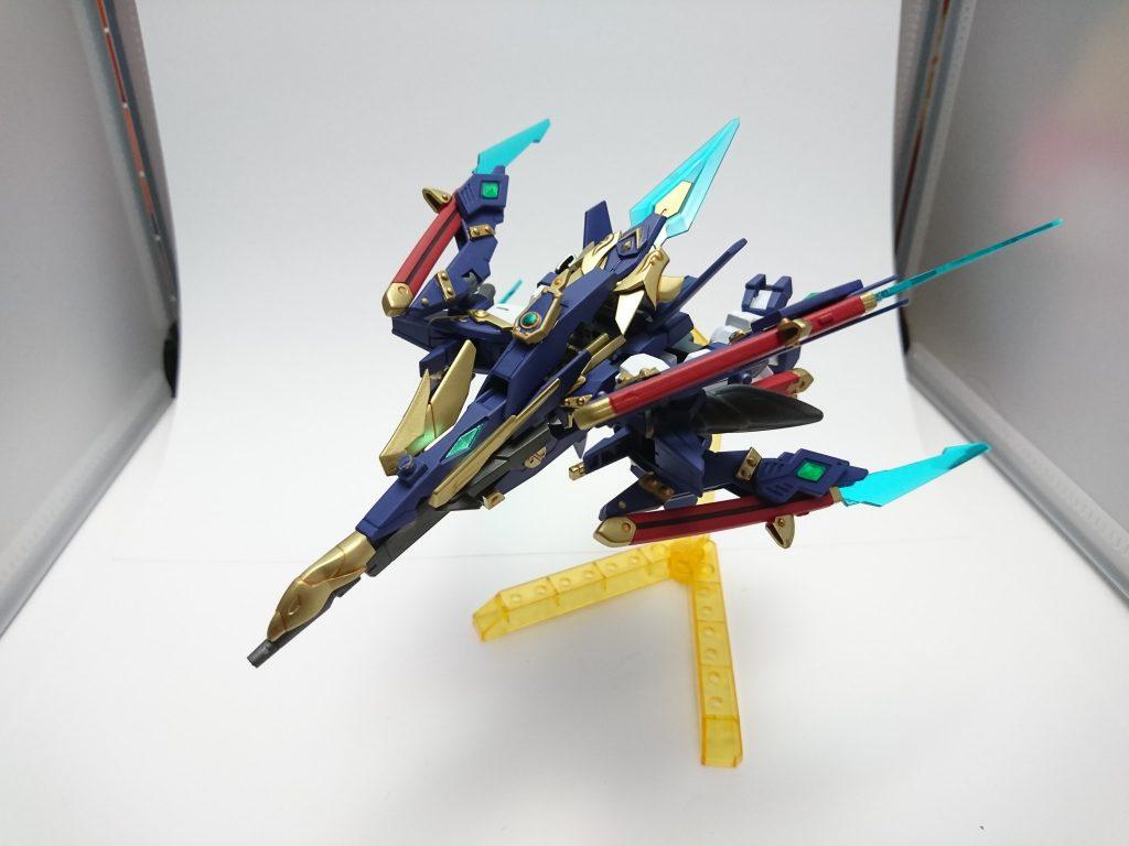 星刃(せいば)将軍AGE-2 アピールショット7