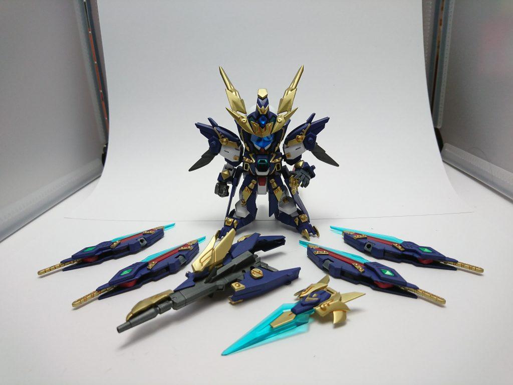 星刃(せいば)将軍AGE-2 アピールショット8