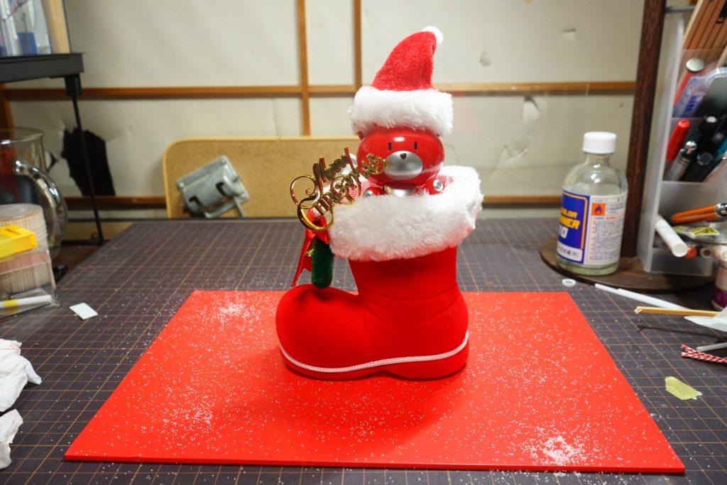 プチッガイ クリスマスカラー アピールショット1