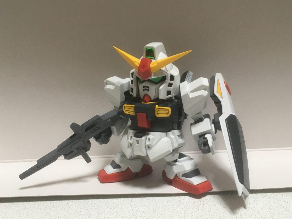 ガンダムMk2 (白)