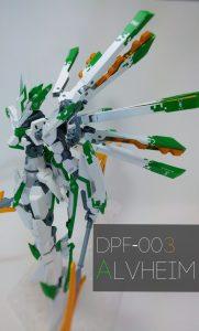 DPF-003 Alvheim -アルヴヘイム-