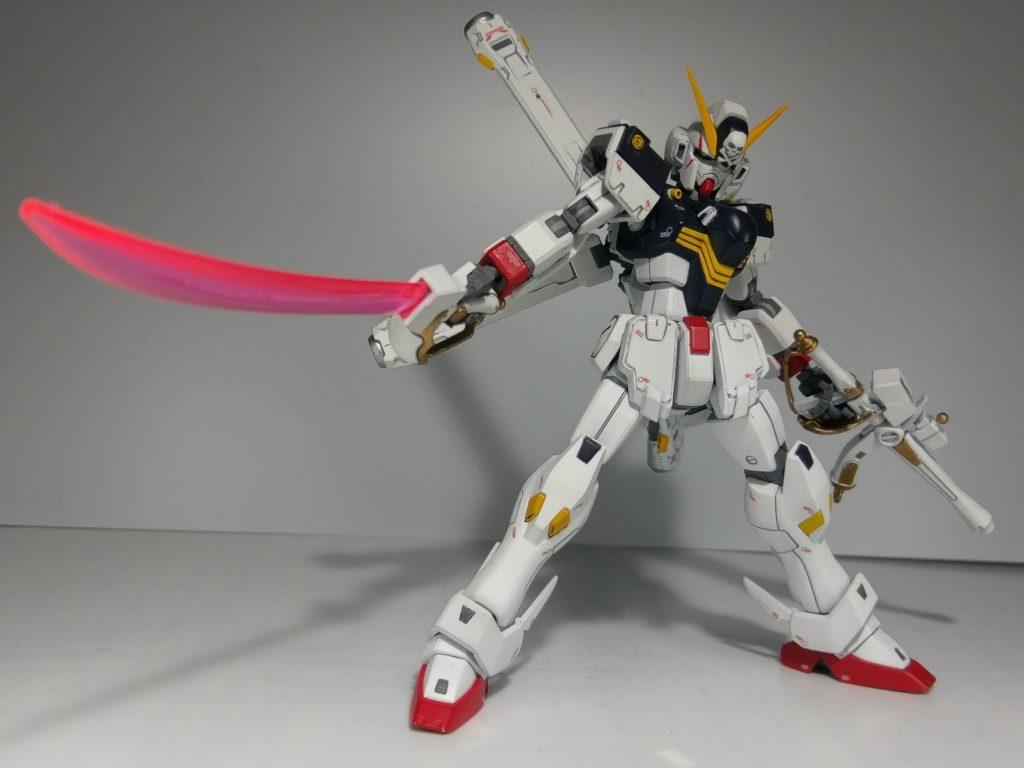 XM-X1 クロスボーンガンダムX1