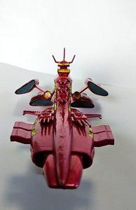 ムサイ級軽巡洋艦 シャア・アズナブル少佐艦ファルメル改 シャームサイ