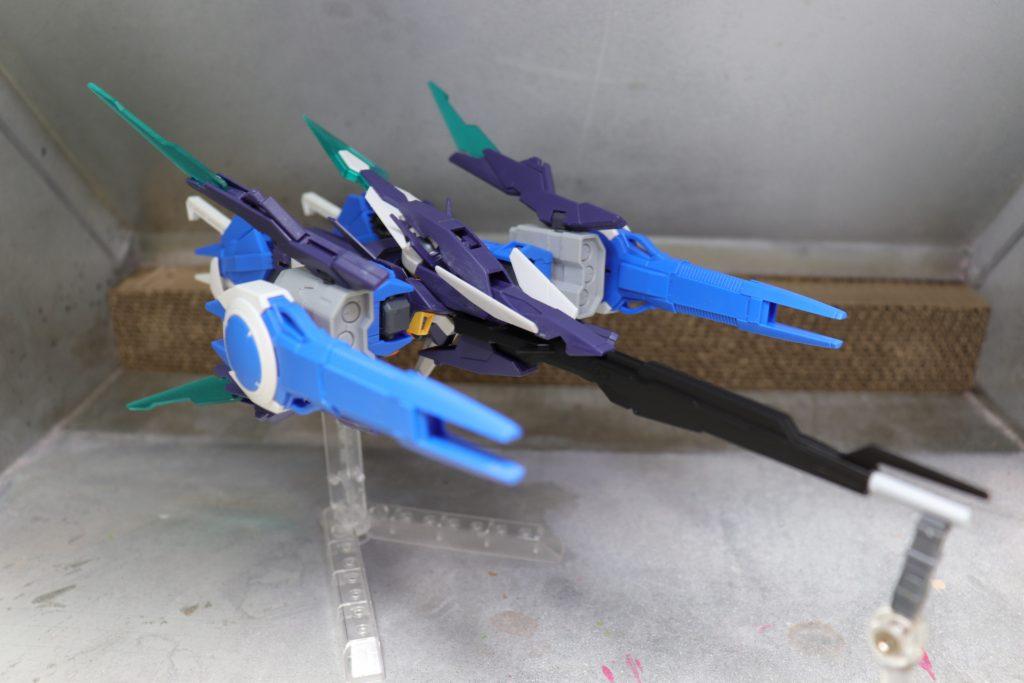 ガンダムAGE-2オーバーロード 制作工程2